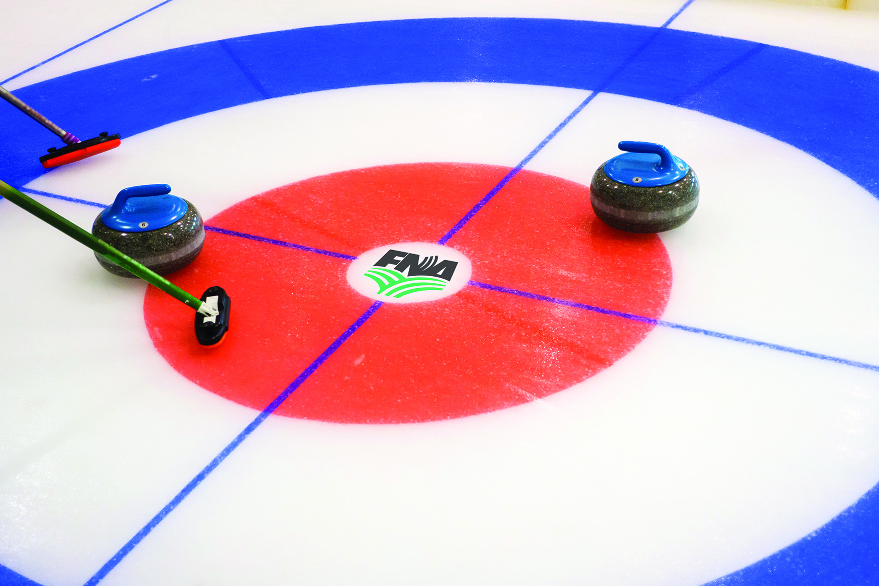 Farmers of North America supports curling